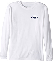 O'Neill Kids - Signage Long Sleeve Screen Tee (Big Kids)