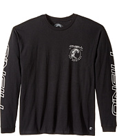 O'Neill Kids - Monumental Long Sleeve Screen Tee (Big Kids)