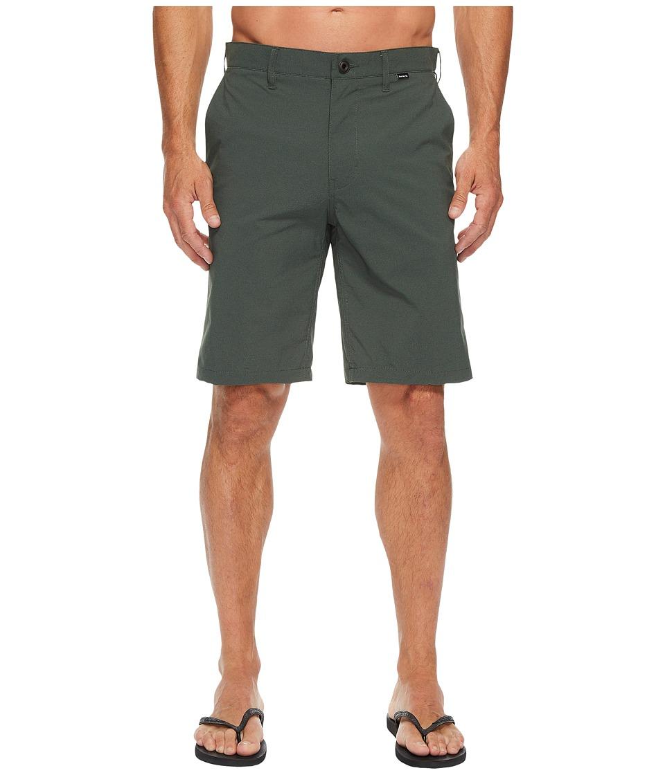 Hurley Dri-FIT Chino Walkshort (Outdoor Green) Men