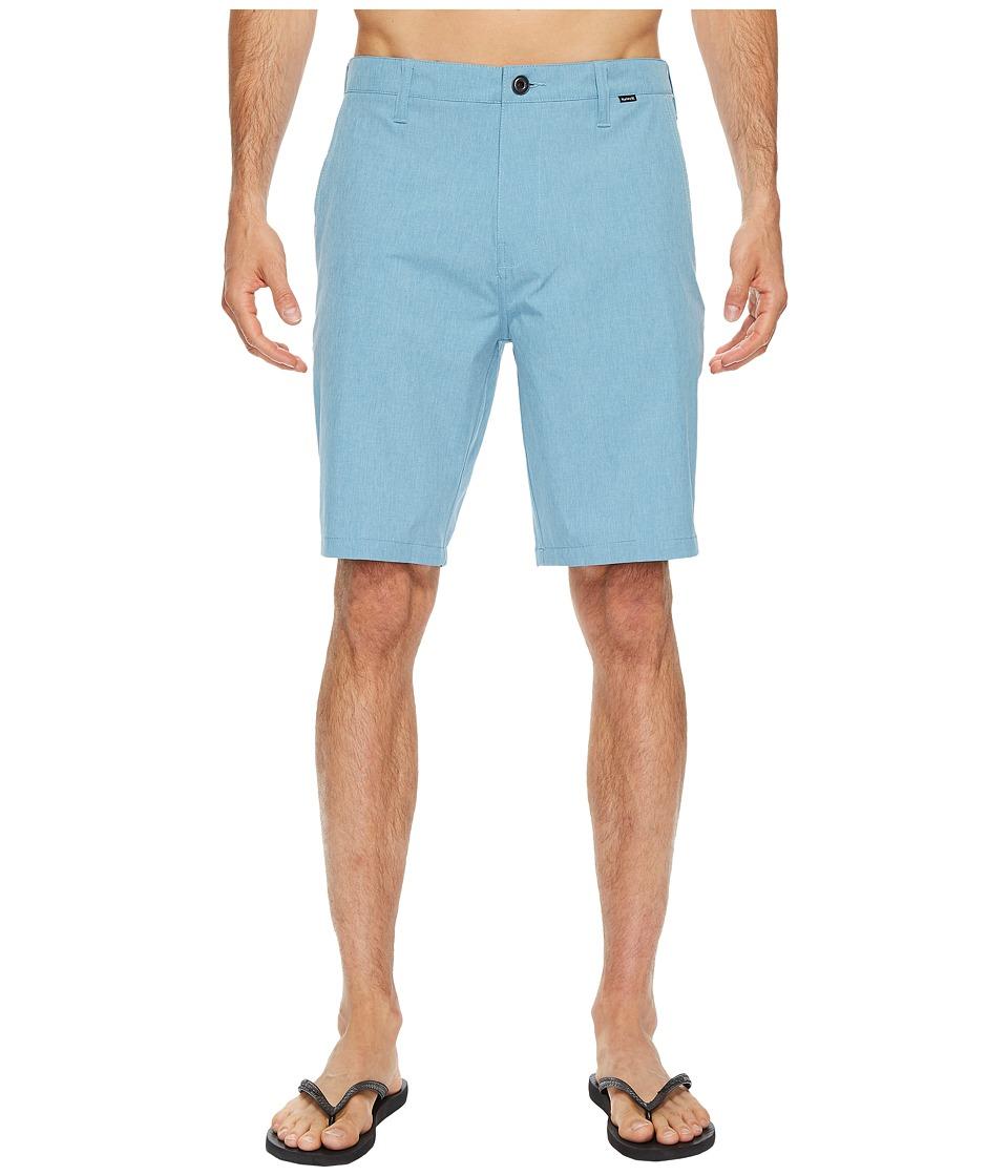 Hurley Phantom Boardwalk Short (Cerulean) Men