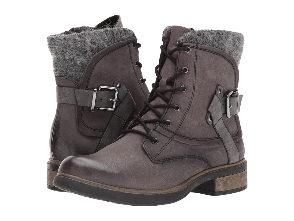 Tamaris - Helios 1-1-25101-29 (Anthracite) Womens Boots