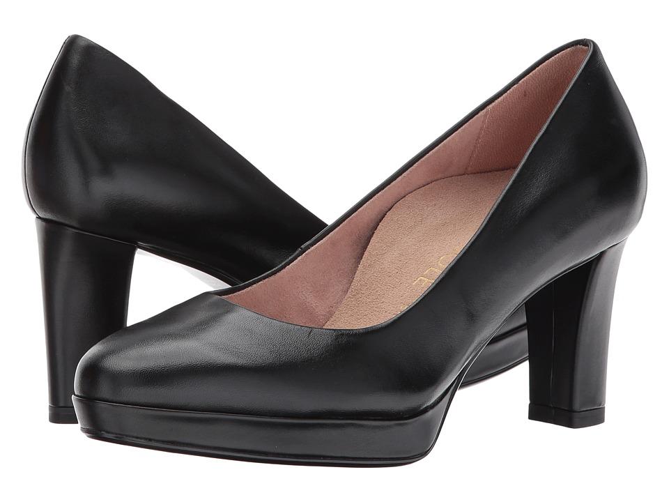 Tamaris Charline 1-1-22412-29 (Black Leather) High Heels
