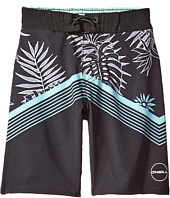 O'Neill Kids - Hyperfreak Tradewinds Boardshorts (Little Kids)
