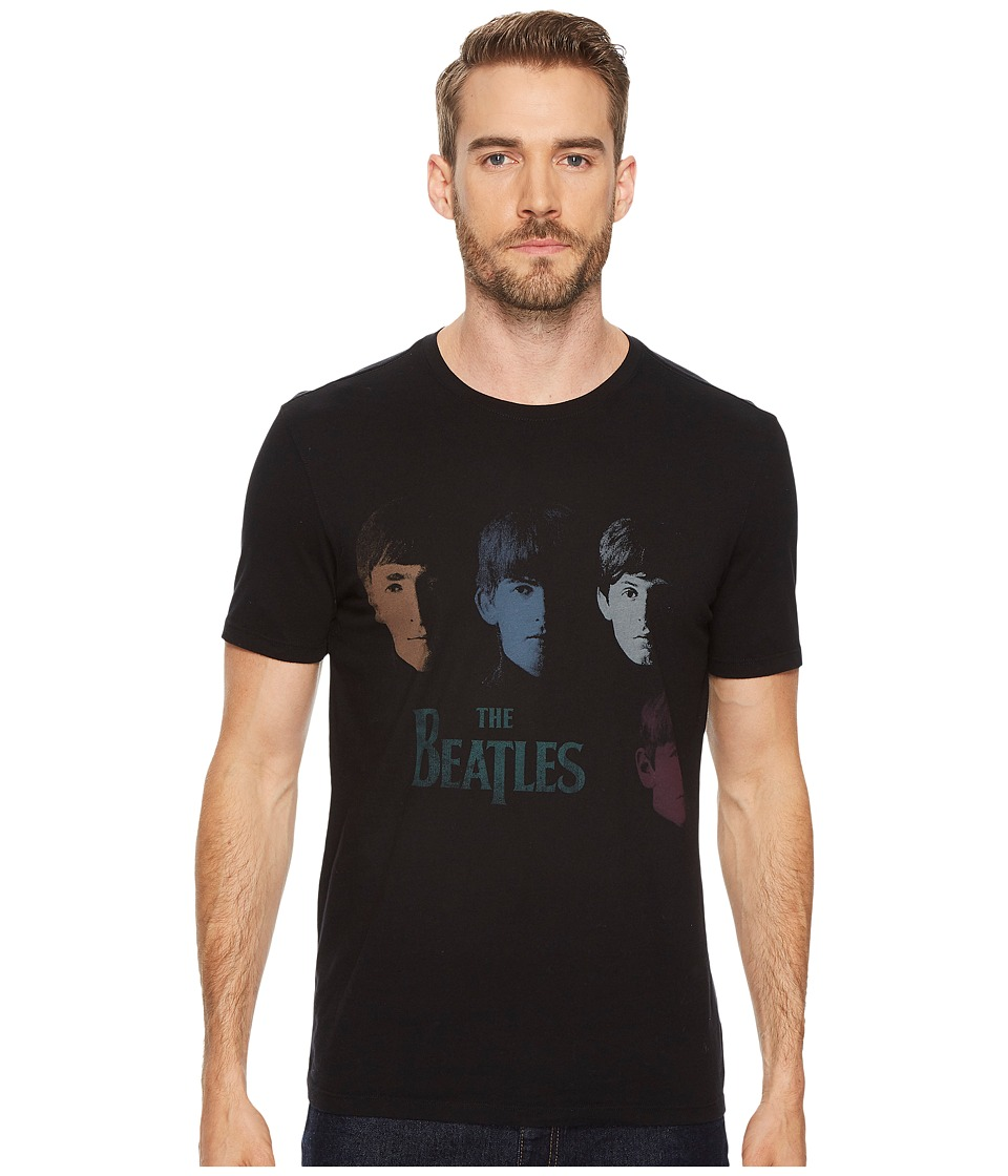 John Varvatos Star U.S.A. - The Beatles Faces Graphic Tee