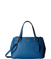 COACH - Peyton Leather Mini Jordan Double Zip Carryall