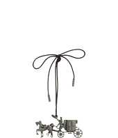 COACH - Hanging Horse and Carriage Ornament