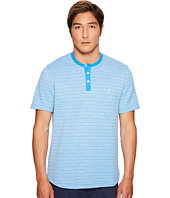 Original Penguin - Watery Ottoman Stripe Henley