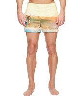Original Penguin - Surfer Fixed Box Volley Swim Trunk