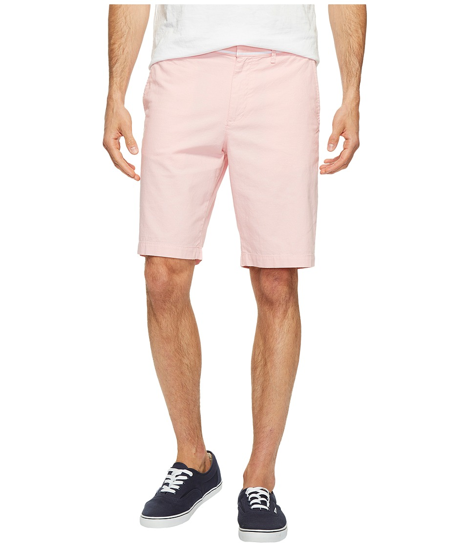 Original Penguin Cotton Oxford Shorts (Pink Icing) Men