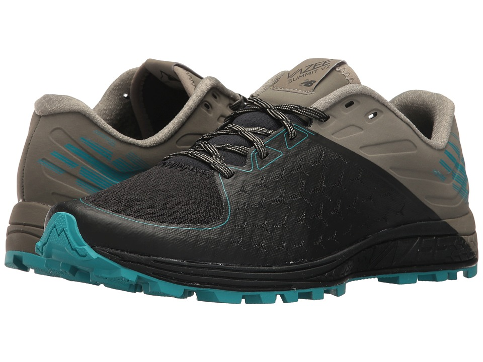 New Balance Vazee Summit v2 (Black/Military Green) Women's Running Shoes