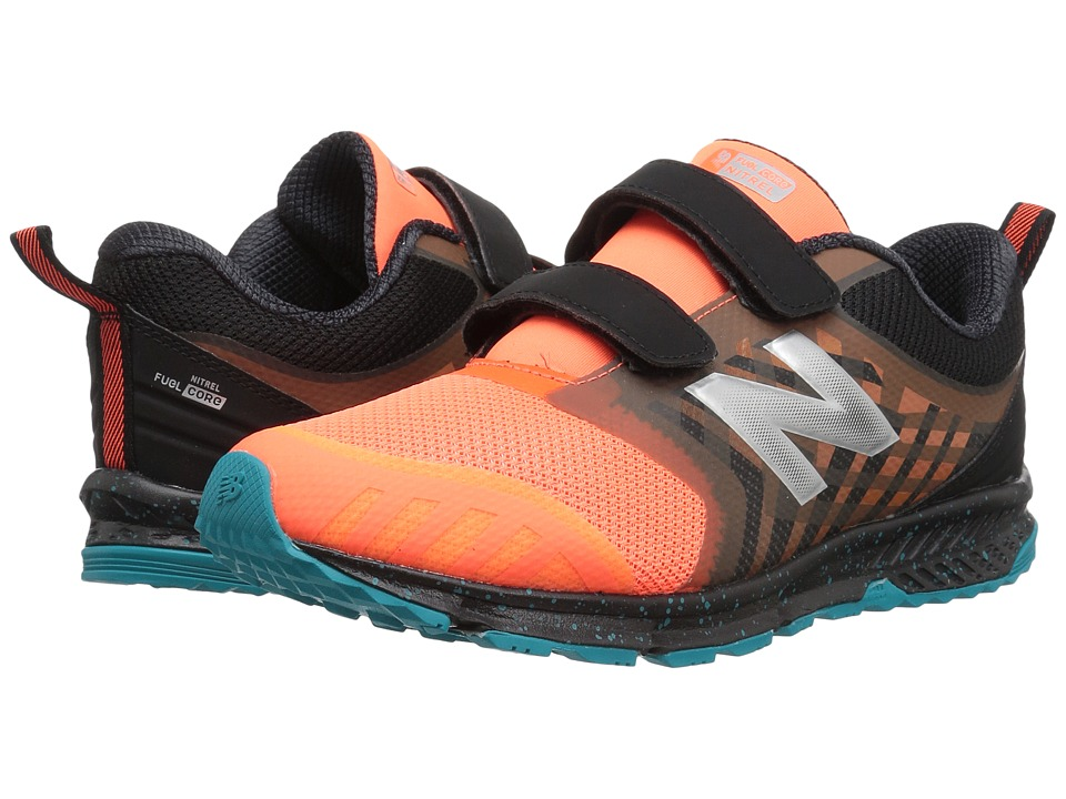 New Balance Kids KENTRv3Y (Little Kid/Big Kid) (Dynomite/Black) Boys Shoes