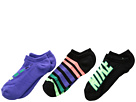 Nike Kids Performance Cushion No Show 3-Pair Socks (Little Kid/Big Kid)