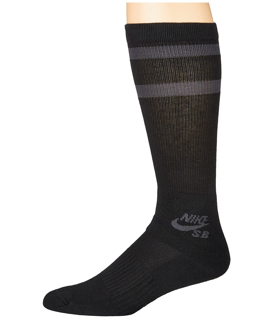 Nike SB - Crew Skateboarding Socks 3-Pair Pack