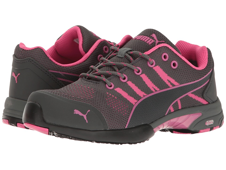 PUMA Safety Celerity Knit SD (Pink) Women