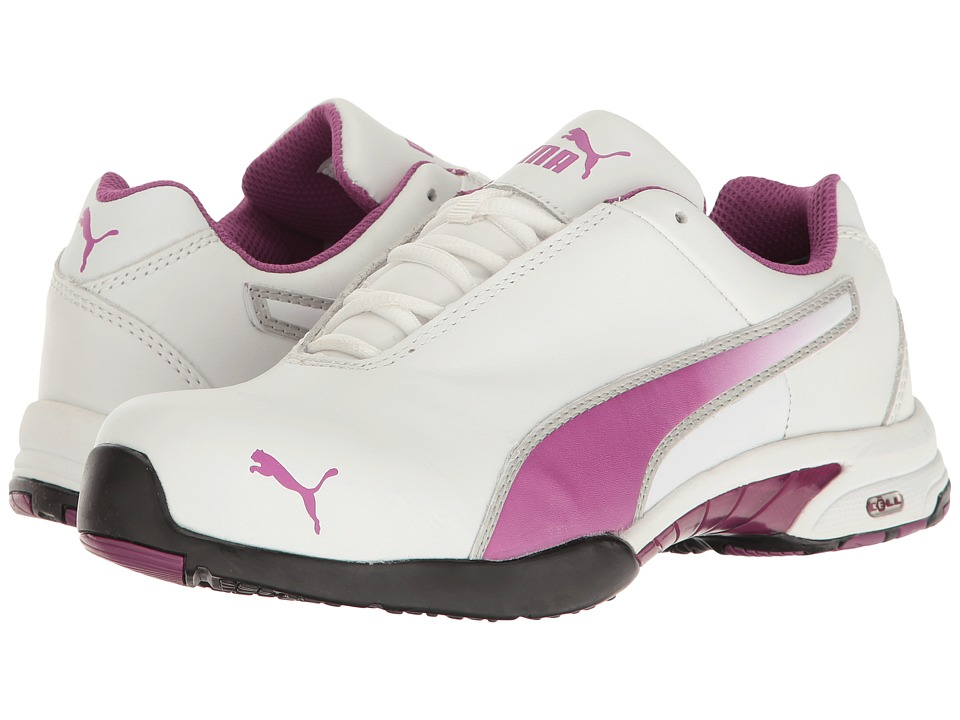 Puma Safety - Velocity White SD (White) Women's Work Boots