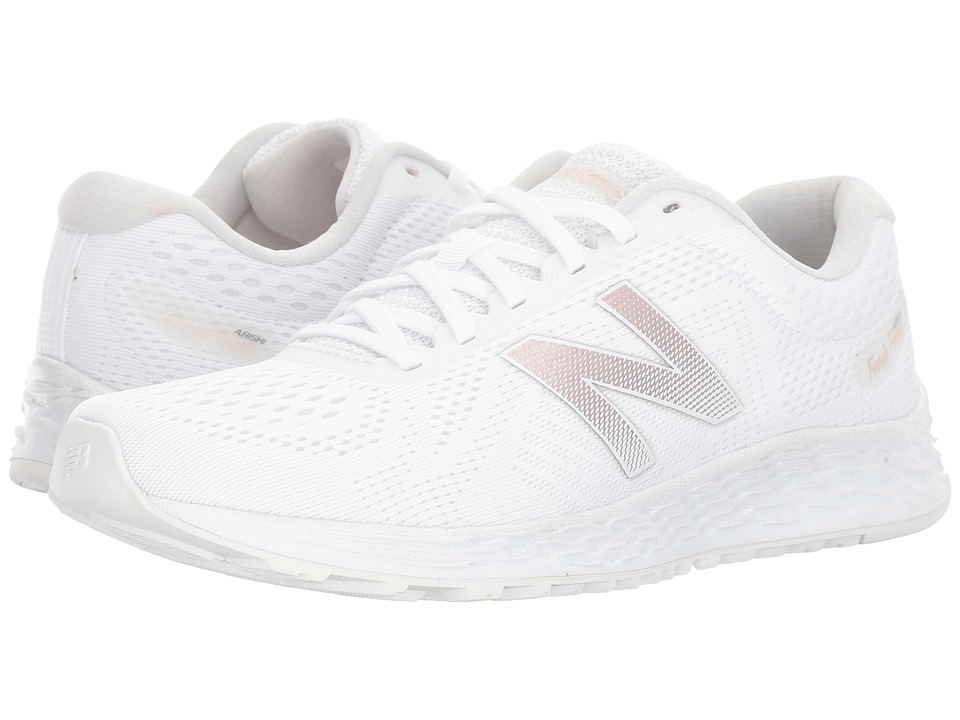 New Balance Arishi v1 (White/Arctic Fox) Women