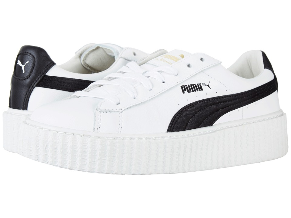 PUMA Creeper (Puma White/Puma Black) Women
