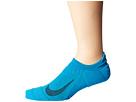 Nike Elite Cushion No-Show Tab Running Socks