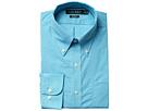 LAUREN Ralph Lauren LAUREN Ralph Lauren - Classic Fit Non Iron Gingham Plaid Button Down Dress Shirt