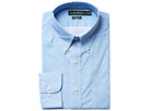 LAUREN Ralph Lauren LAUREN Ralph Lauren - Classic Fit Non Iron Poplin Floral Print Button Down Collar Dress Shirt