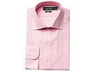 LAUREN Ralph Lauren Classic Fit Non Iron Poplin Mini Paisley Print Spread Collar Dress Shirt
