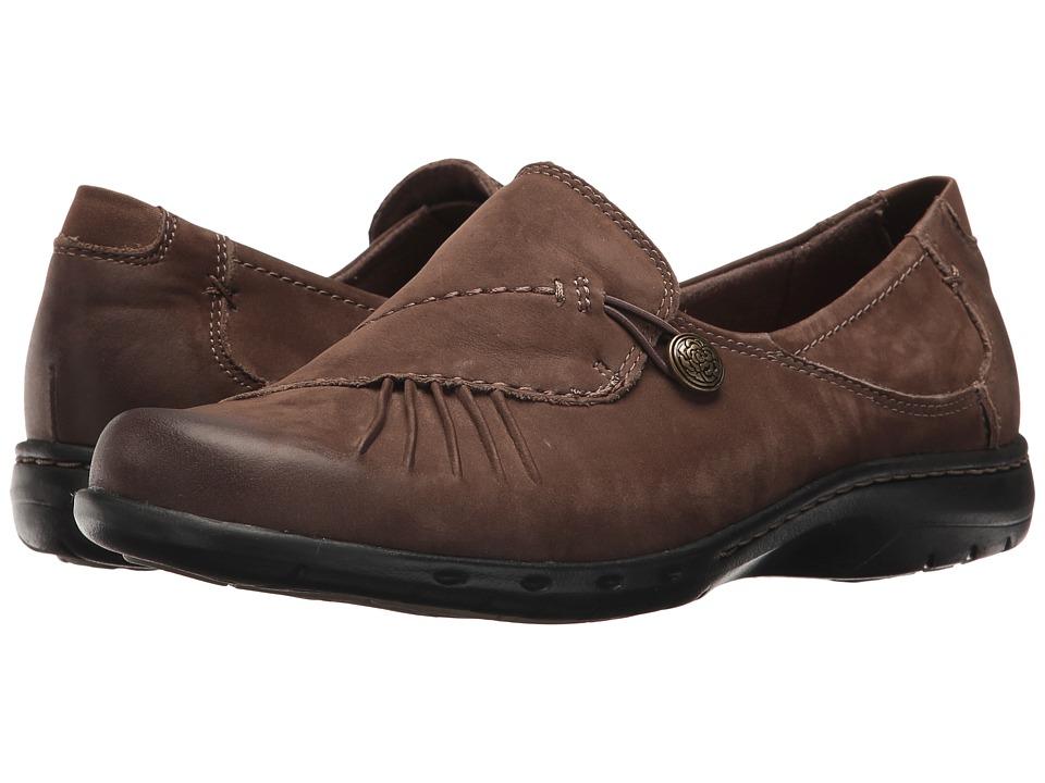 Rockport Cobb Hill Collection Paulette (Stone Nubuck) Women's Shoes