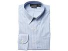 LAUREN Ralph Lauren LAUREN Ralph Lauren - Slim Fit Non Iron Pinpoint Stretch Stripe Button Down Collar Dress Shirt