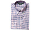 LAUREN Ralph Lauren Classic Fit Poplin Plaid Button Down Collar Dress Shirt