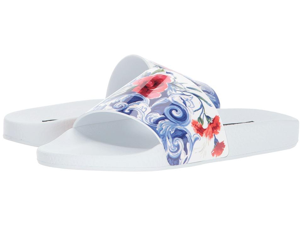 Dolce & Gabbana CW0047 (White Floral) Women