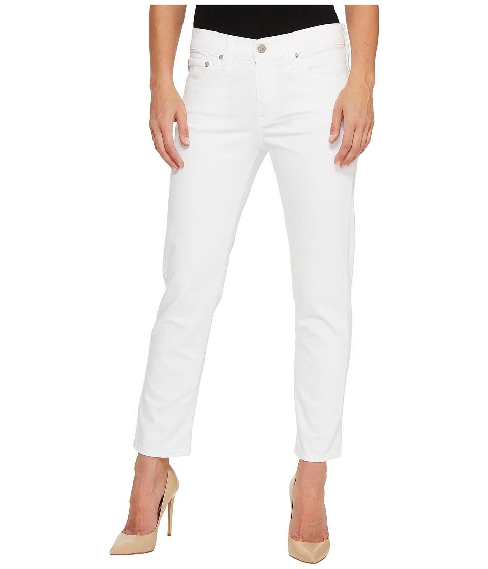 AG Adriano Goldschmied - Ex-Boyfriend Slim in 1 Year White (1 Year White) Womens Jeans