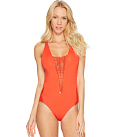 BECCA by Rebecca Virtue - Tapestry No Strings One-Piece
