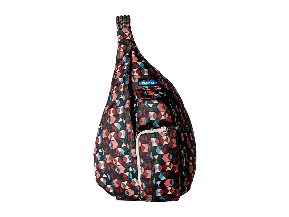 KAVU - Rope Sling (Pattern Party) Backpack Bags