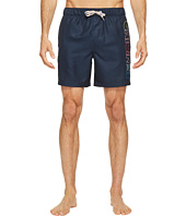 Original Penguin - Ombre Original Elastic Volley Swim Trunk