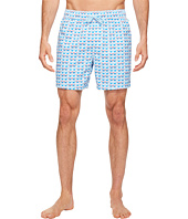 Original Penguin - Elastic Reversible Volley Trunk Volley Swim Trunk