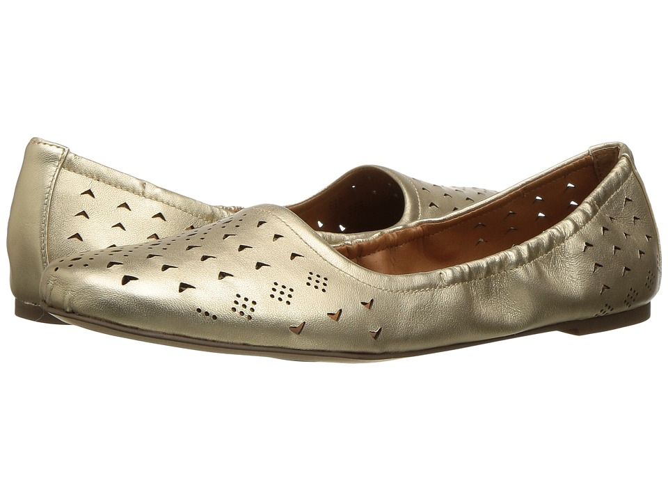 Franco Sarto Brewer (Rich Gold Leather) Women's Shoes