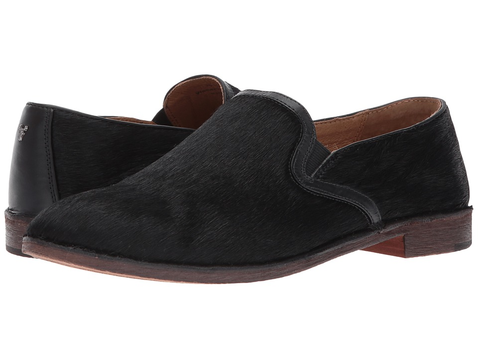 Trask Ali (Black Haircalf) Women's Shoes