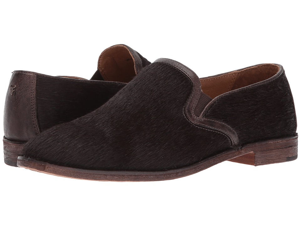 Trask Ali (Brown Haircalf) Women's Shoes