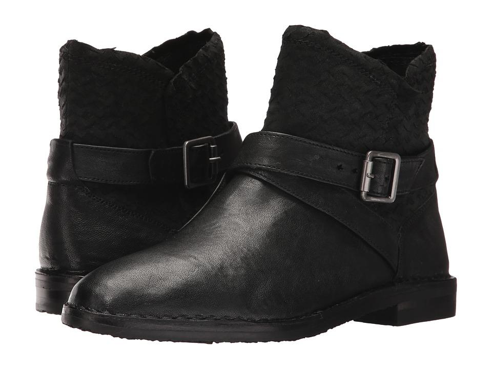 Trask - Alexa (Black) Women's Sandals