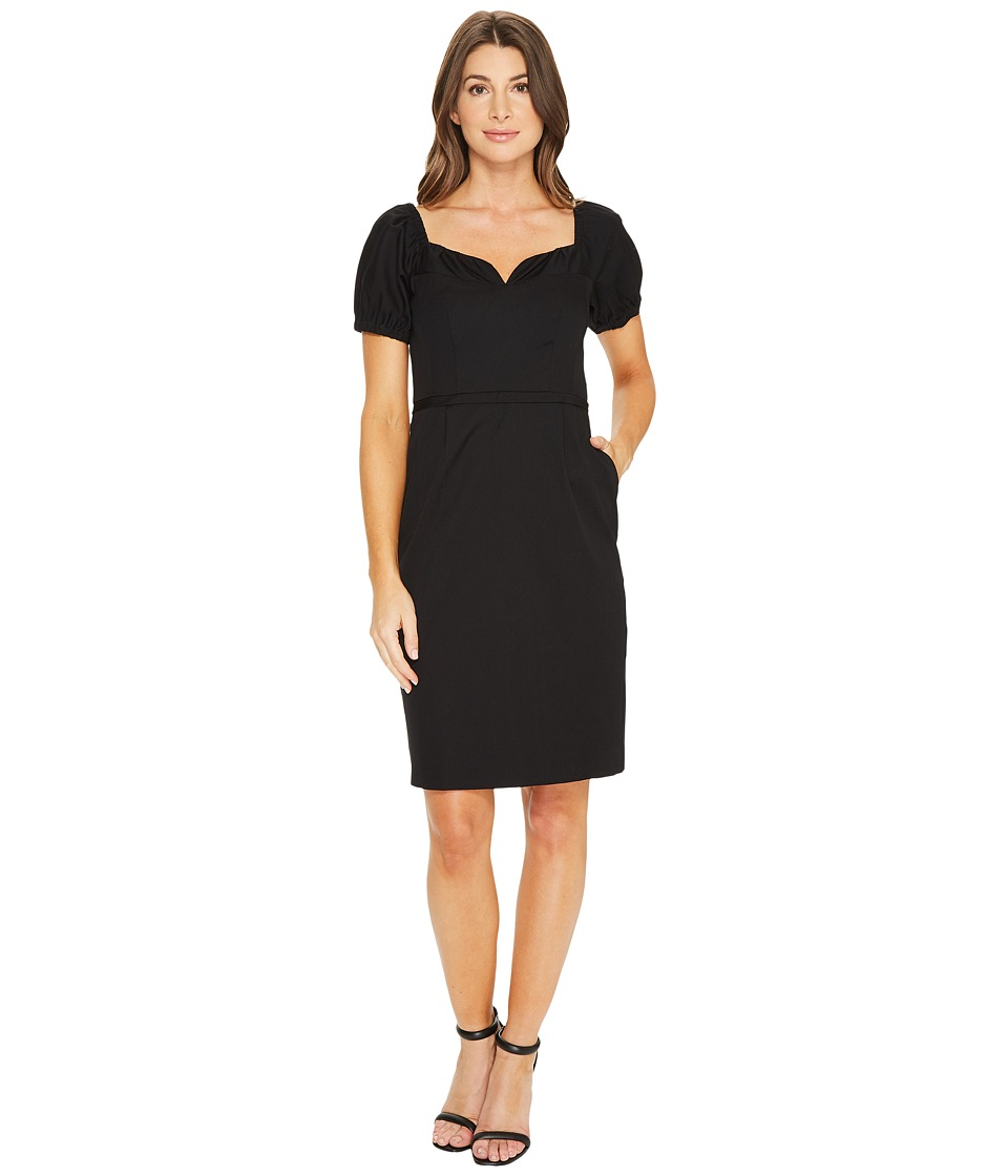 Nanette Lepore Audrey Dress (Black) Women