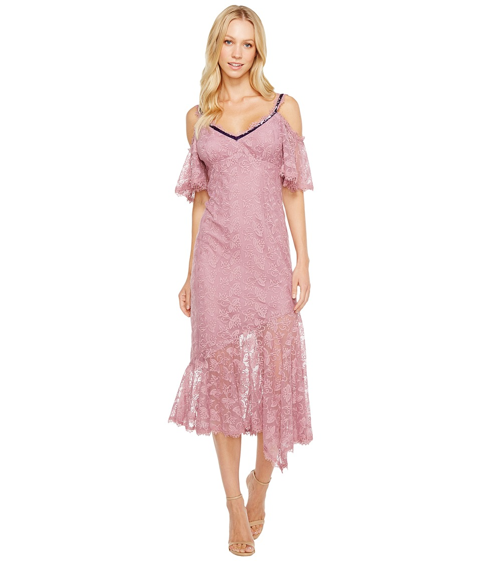 Nanette Lepore Debbie Dress (Mauve) Women