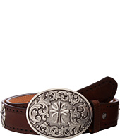 Ariat - Perforated Edge Cross Belt
