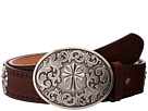 Ariat Perforated Edge Cross Belt