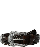 Ariat - Embossed Cross Concho Belt