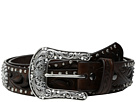 Ariat Embossed Cross Concho Belt
