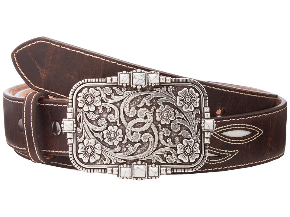 Ariat - Cream Underlay Design Belt