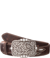 Ariat - Cream Underlay Design Belt