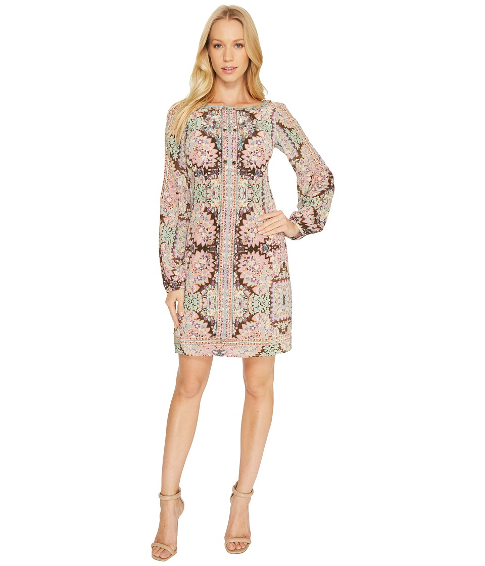 Nanette Lepore Kaleidascope Shift (Thistle Multi) Women