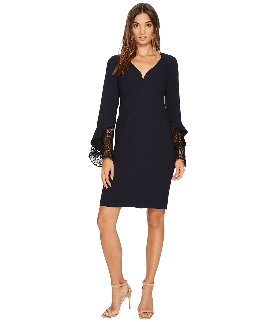 Nanette Lepore Betty Dress (Deep Sea) Women