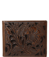 Ariat - Bifold Floral Embossed Wallet