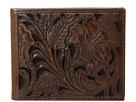 Ariat Bifold Floral Embossed Wallet